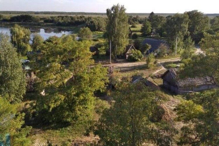 У  Сваловичах тривали роботи щодо створення 3-Д панорами села