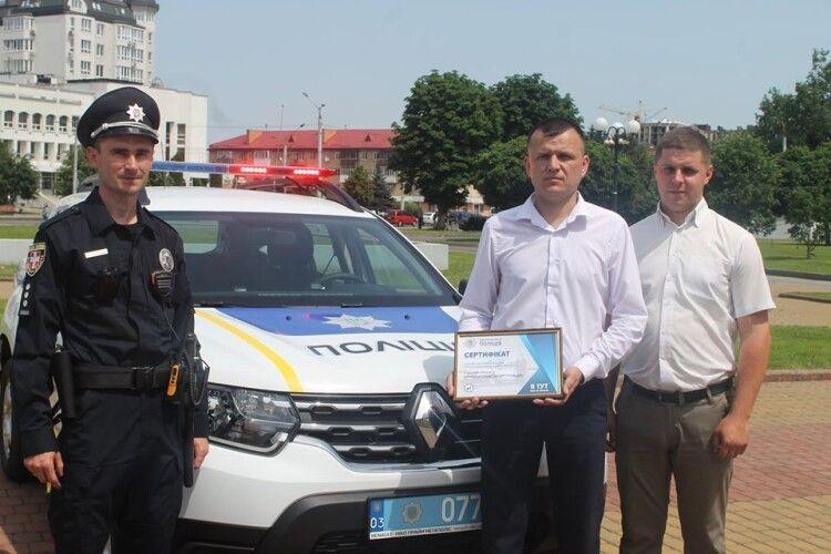 На всю Іваничівщину – три дільничних поліцейських