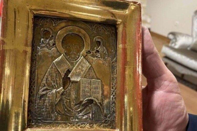 Росія поверне подаровану Лаврову старовинну українську ікону