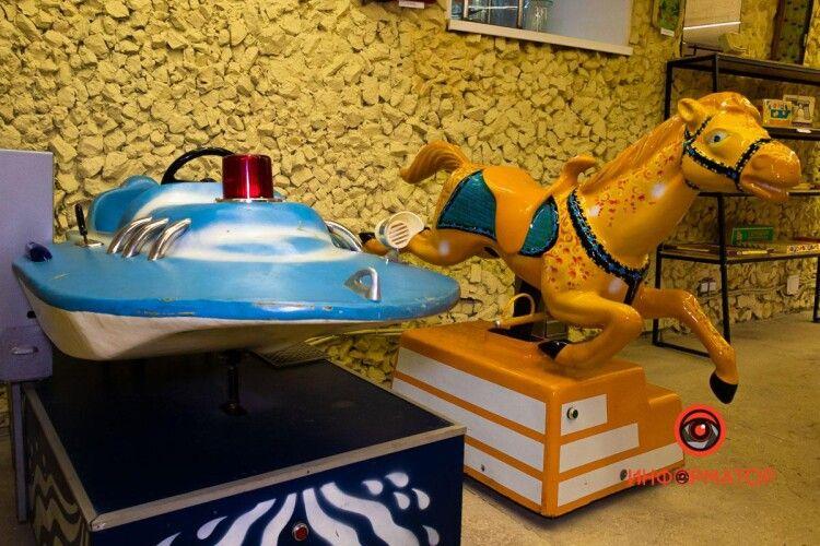 У Дніпрі відкрили Музей дитинства (Фото)