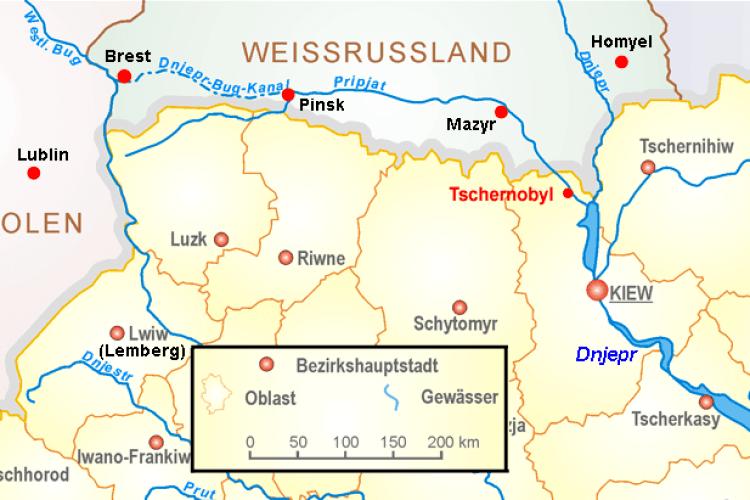З Волині до Києва – водою? Планують запустити річковий маршрут Прип'яттю