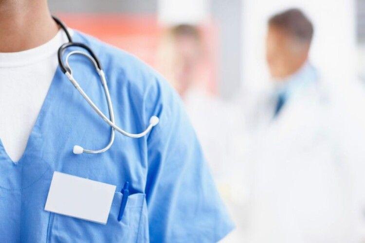 Волинські лікарні отримали 128 мільйонів гривень від Національної служби здоров'я