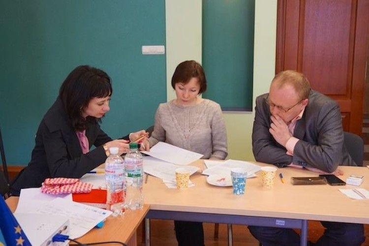 Волинські децентралізатори обговорили перспективи створення нових ОТГ у 2018 році