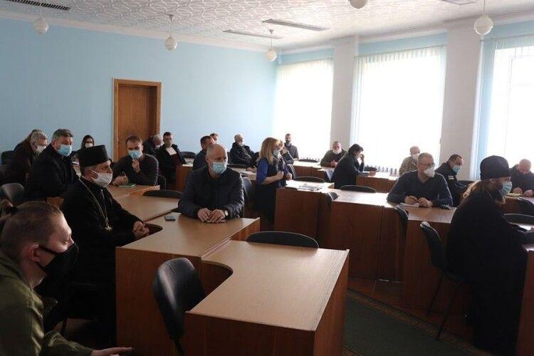 Яка ситуація з коронавірусом у Володимирі-Волинському?