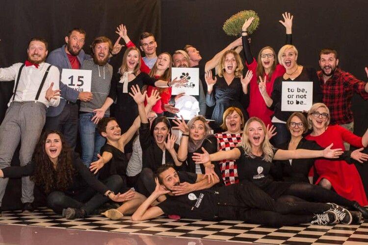 Виставу луцького театру ГаРмИдЕр відзначило журі Всеукраїнського театрального фестивалю-премії