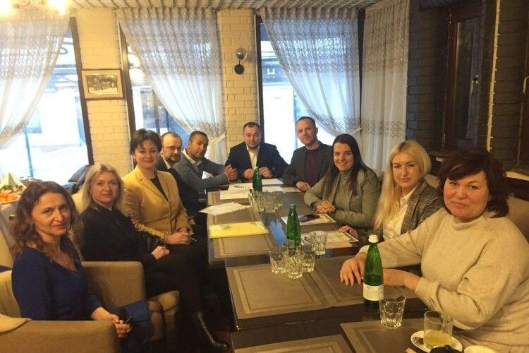 З'їзд арбітражних керуючих Волинської області відбувся у Луцьку