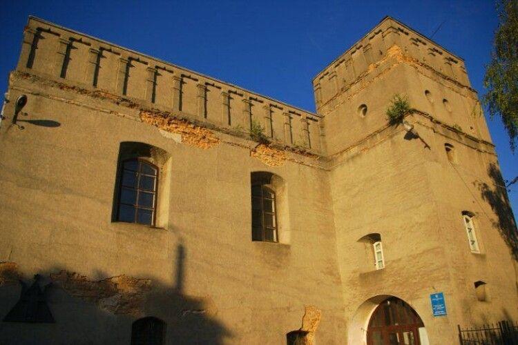 У колишній синагозі в Луцьку більше не буде ДЮСШ «Юний динамівець»