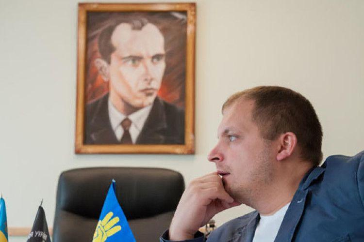 Мер Конотопа особисто вигнав прихильників Путіна з міста