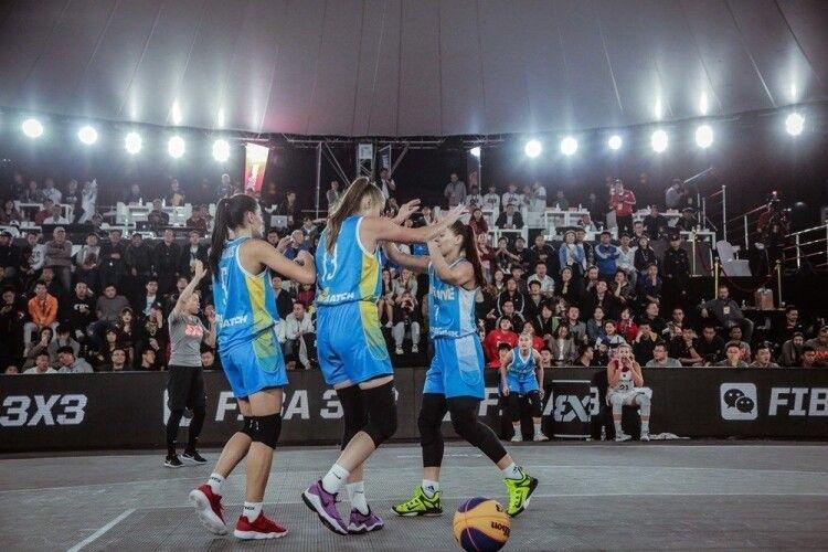 Баскетбол: жіноча збірна 3х3 стартує на олімпійській кваліфікації
