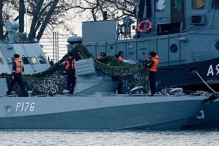 Українських полонених моряків захищають 34 адвокати