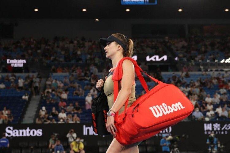 Еліна Світоліна пробилася до третього кола  Australian Open (Відео)