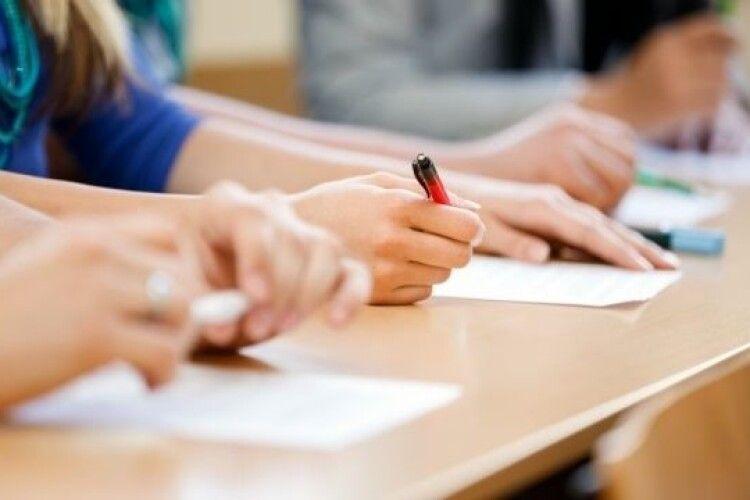 Учасники пробного ЗНО можуть обрати для тестування лише один предмет