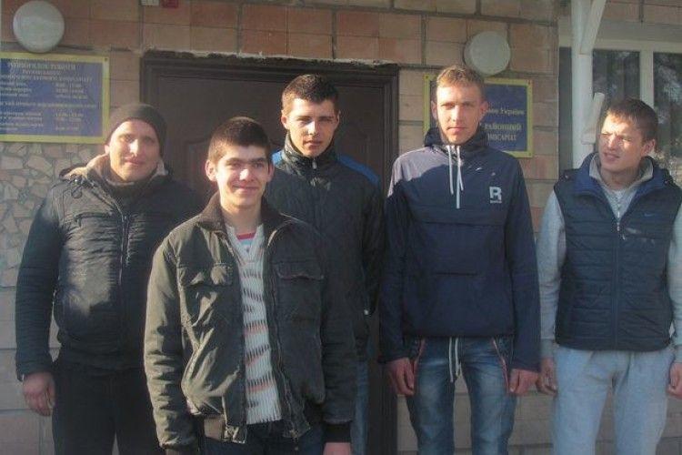 Виїхав з Білорусі на Волинь, щоб піти в українську армію