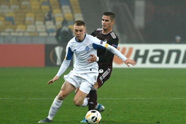 Букмекери вважають «Копенгаген» фаворитом у зустрічі з «Динамо»