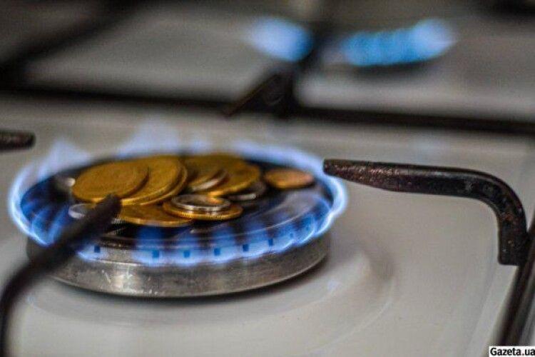 У вересні з українців дертимуть до 20 гривень за кубометр газу