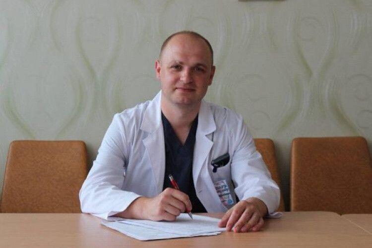 Хірург зі Старовижівщини провів понад 600 операцій