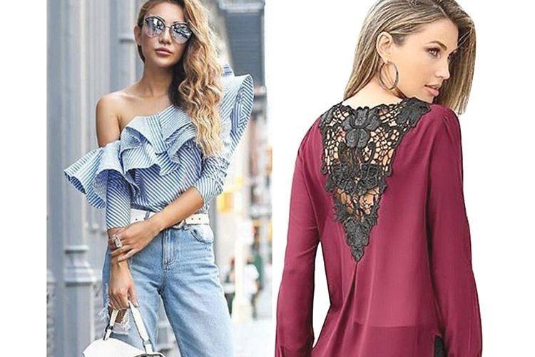 Блузи-2019: актуальні тенденції