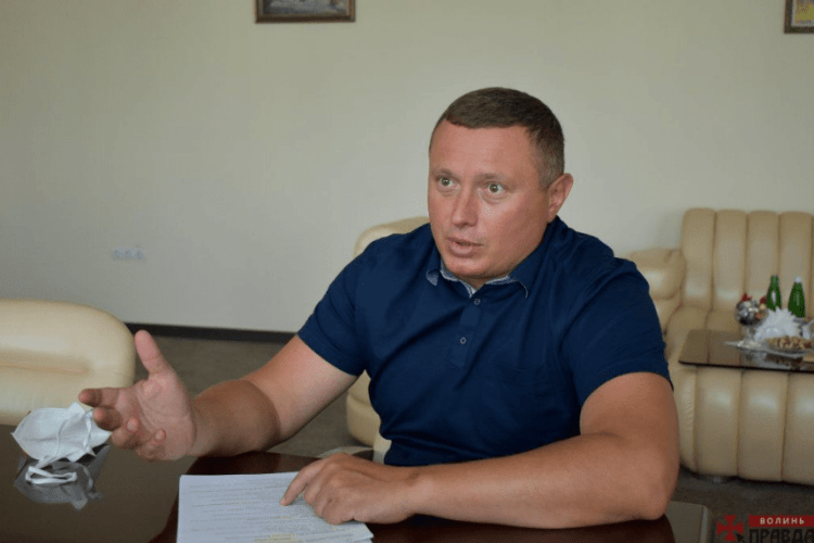 Погуляйко пояснив, чому звільнив Кирильчука з посади у Волинській ОДА