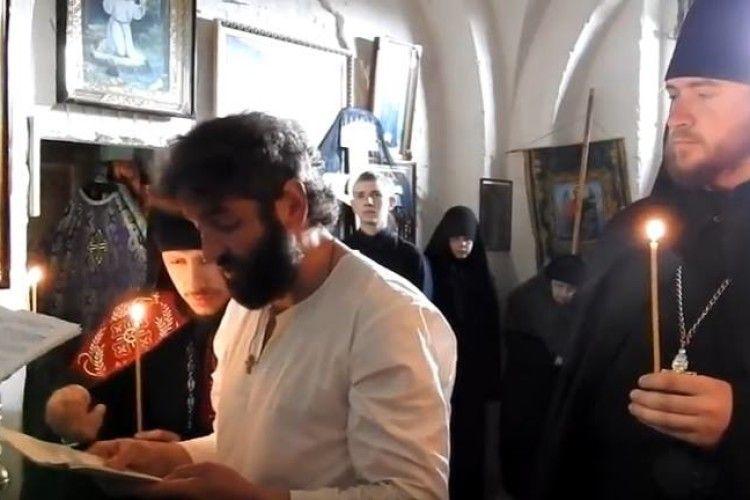 У Сокільському монастирі на Волині – перший чернечий постриг (фото)