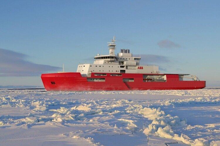 Україна купила криголам для антарктичних експедицій