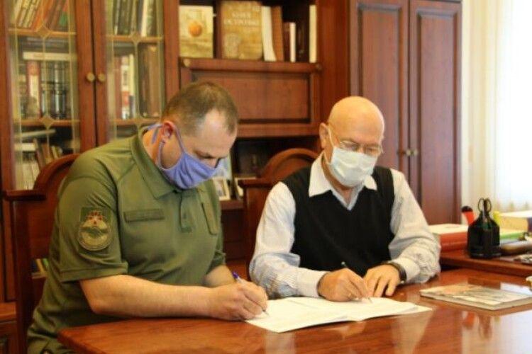 Острозька академія запрошує учасників бойових дій на безоплатне навчання