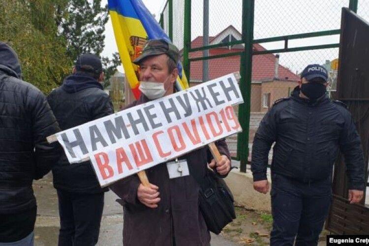 В другий тур президентських виборів у Молдові виходять проросійський чинний президент Додон та прозахідна технократка Санду
