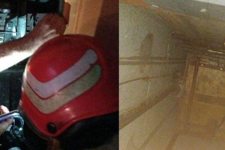 У багатоповерхівці обірвався ліфт, в якому була дитина