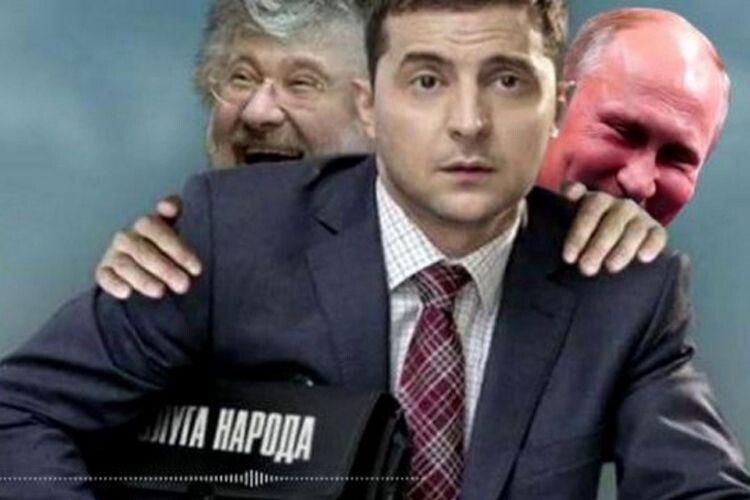 Кремлівська пропаганда… всерці Офісу Президента
