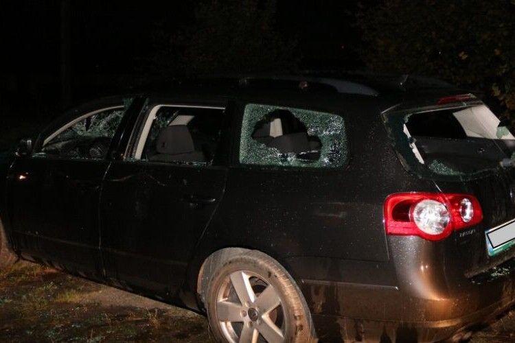 Закидав камінням чуже авто: українець у Польщі влаштував дебош