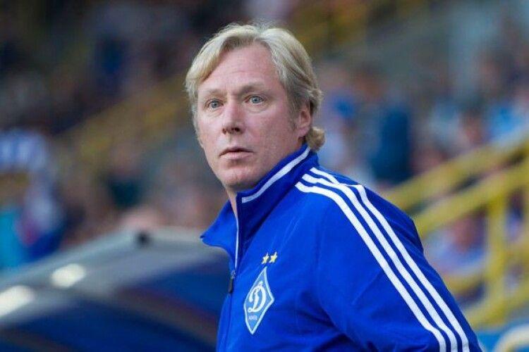 Дай Боже нашому «Динамо» зМихайличенком Лігу чемпіонів виграти!