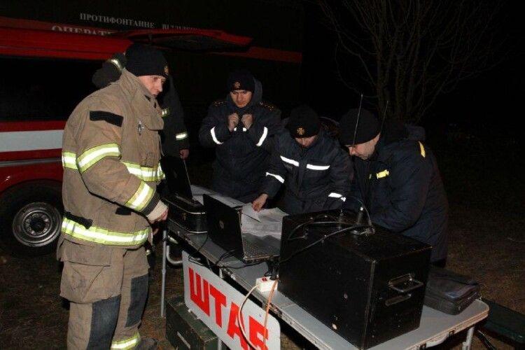 Вибух газопроводу на Полтавщині: факельне горіння вдалося зупинити