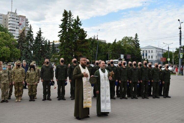У Луцьку пройшла громадська панахида за загиблими у російсько-українській війні