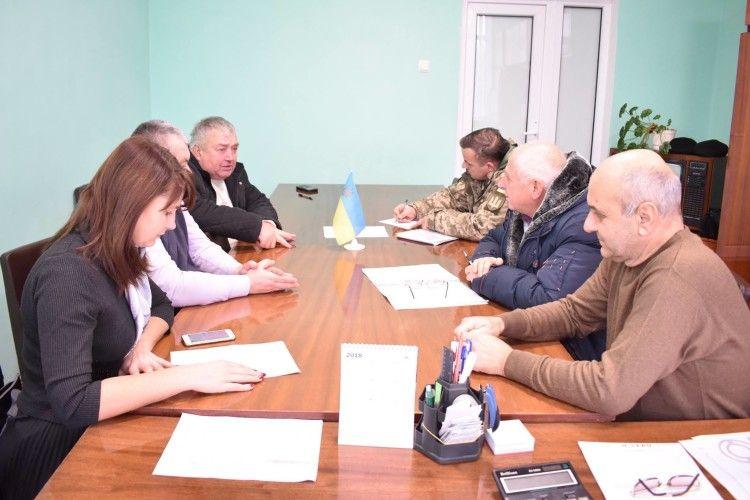 Чи відчужать у Оваднівського професійного ліцею майно та землю?