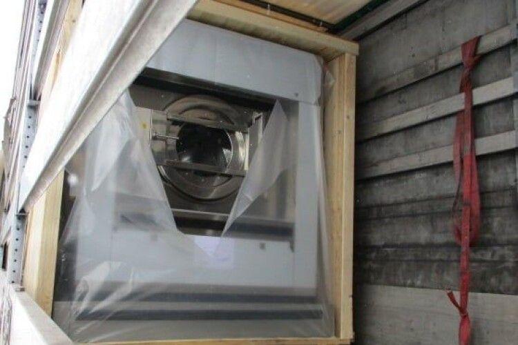 В Україну з Польщі хотіли незаконно завезти пральні машини (Фото)