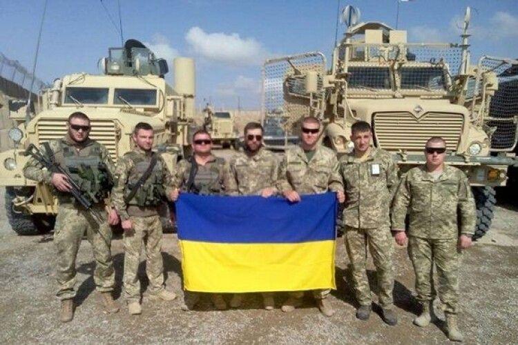 Україна нарешті вивела своїх військових з Афганістану
