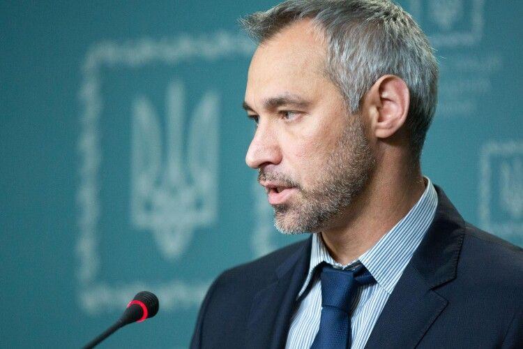 Колишній генпрокурор Рябошапка: документи на Порошенка, які мені приносили з ДБР, були абсурдні