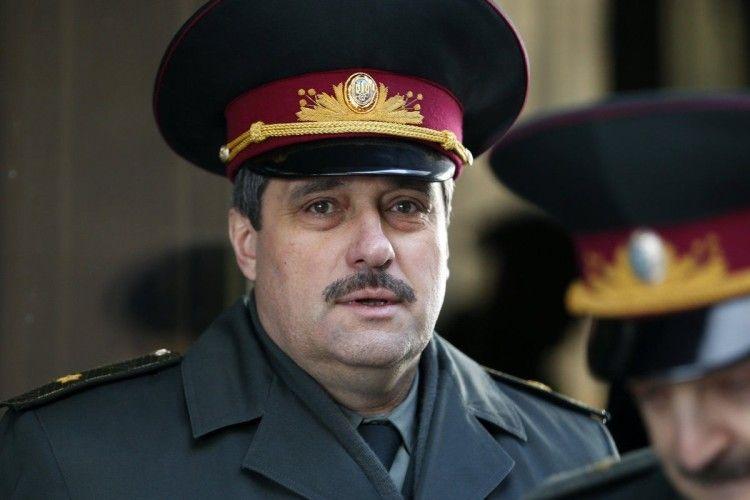 Генерала Назарова засудили до семи років в'язниці