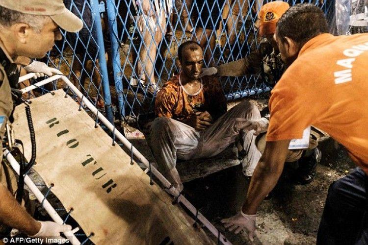 На бразильському карнавалі – трагедія