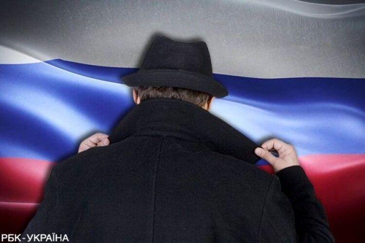 Російський шпигун хотів вивезти  з Волині секретні документи