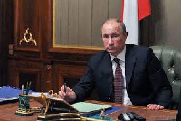 Путіна зареєстрували кандидатом у президенти Росії