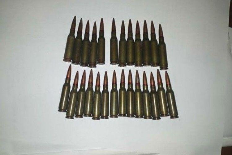 На Рівненщині в населення забрали арсенал зброї