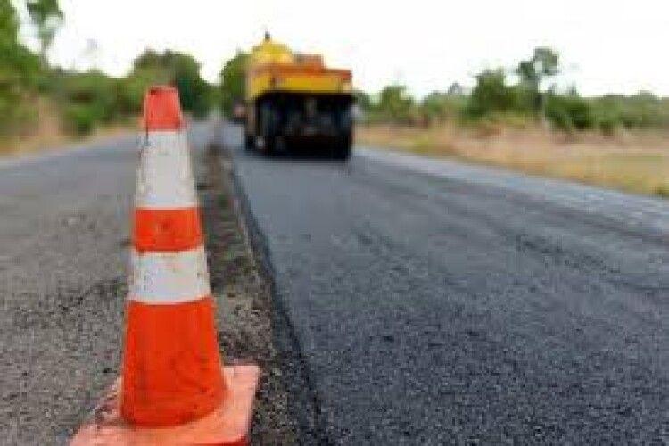На ремонт дороги у Маневицькому районі передбачили 14 мільйонів гривень
