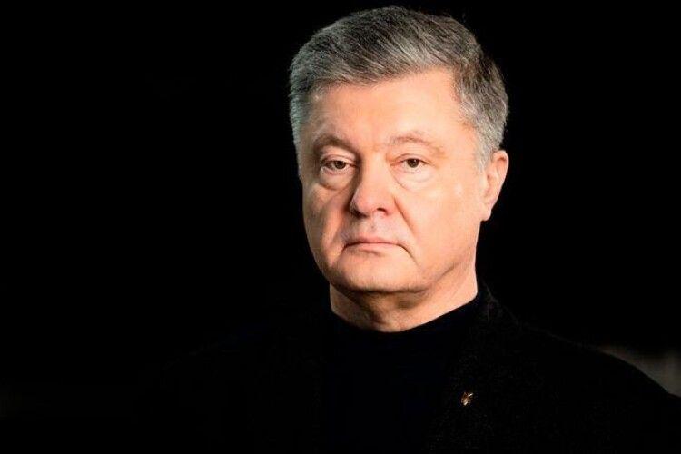 У російському Генштабі потирають руки – Порошенко про справу генерала Назарова