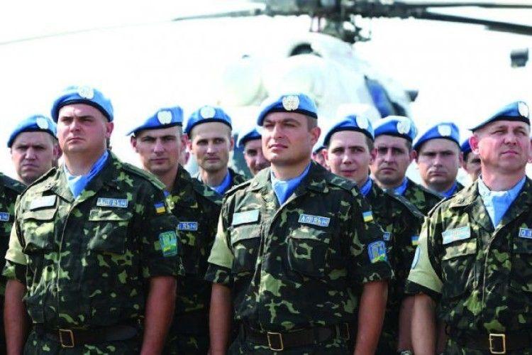25 тисяч військових: з'явилися подробиці про миротворців ООН на Донбасі