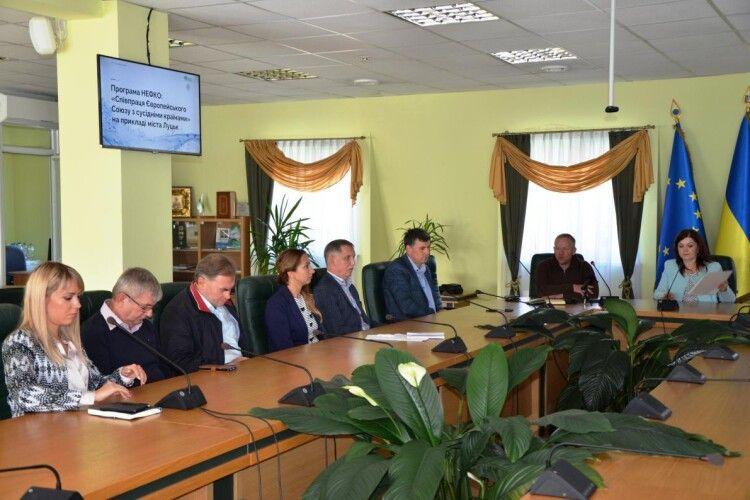 У Луцьку встановлять ще 300 вузлів обліку водопостачання та замінять 19 підвищувальних насосних станцій