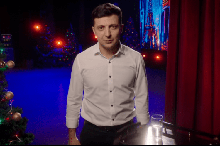 Зеленський знову хоче ошелешити: «Я йду в президенти, причому вже!»