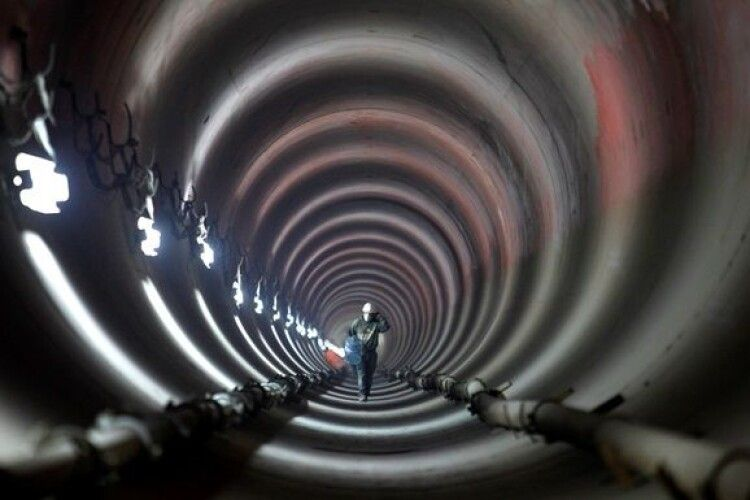 Між Таллінном і Гельсінкі побудують тунель