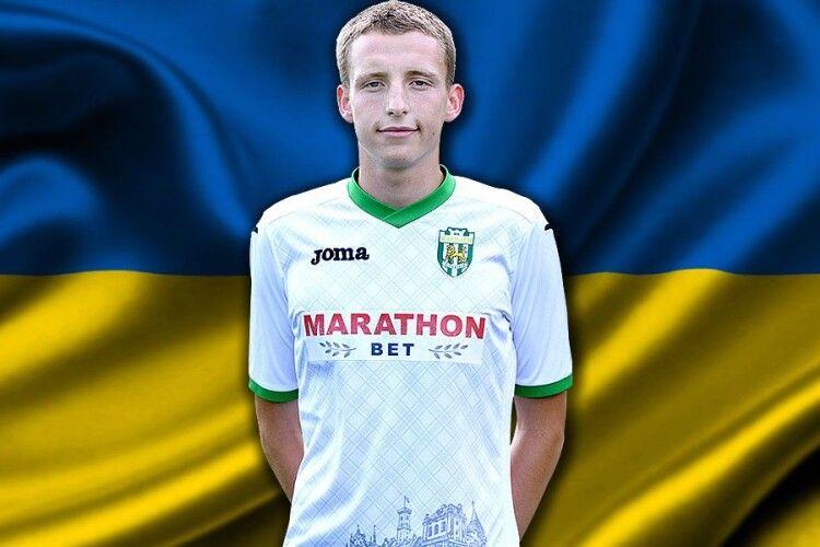 Син звільненого учора наставника «Волині» перейшов у київське «Динамо» (Відео)