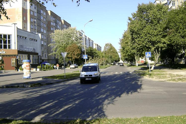 Одну з вулиць у Луцьку з радянською назвою поки не чіпатимуть