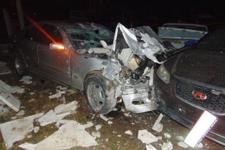 Через п'яну ДТП шкоди зазнали 25 автівок і 3 людини